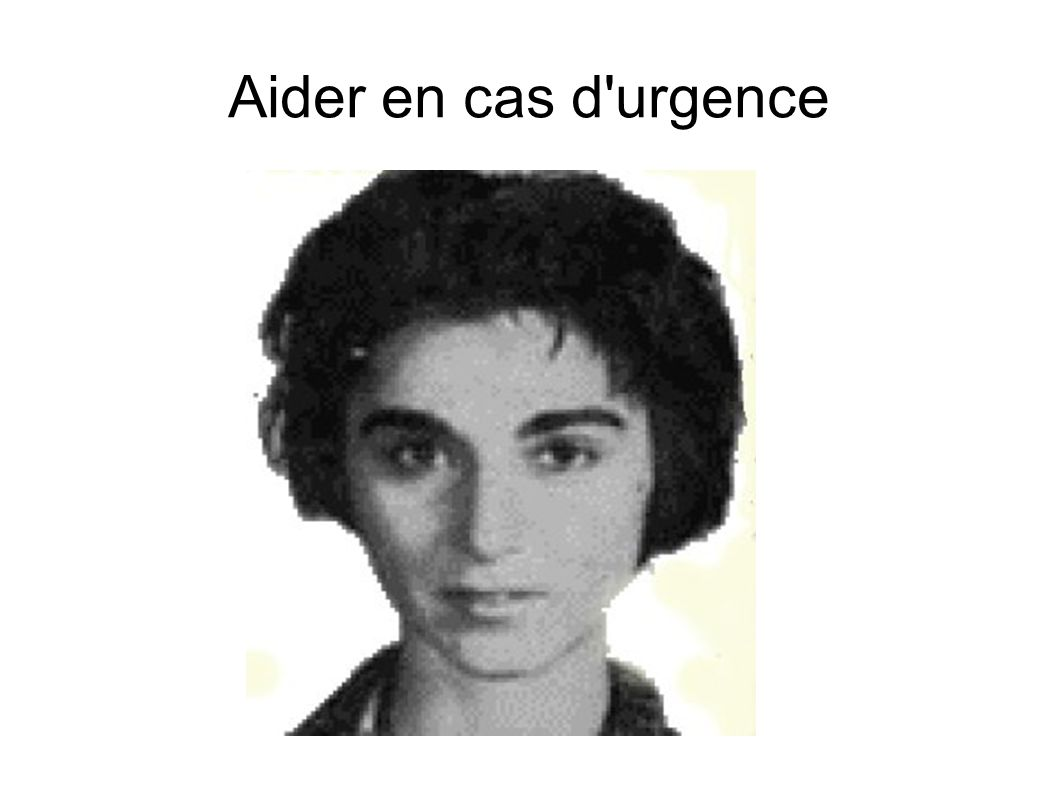 Aider en cas d urgence L assassinat de Kitty Genovese