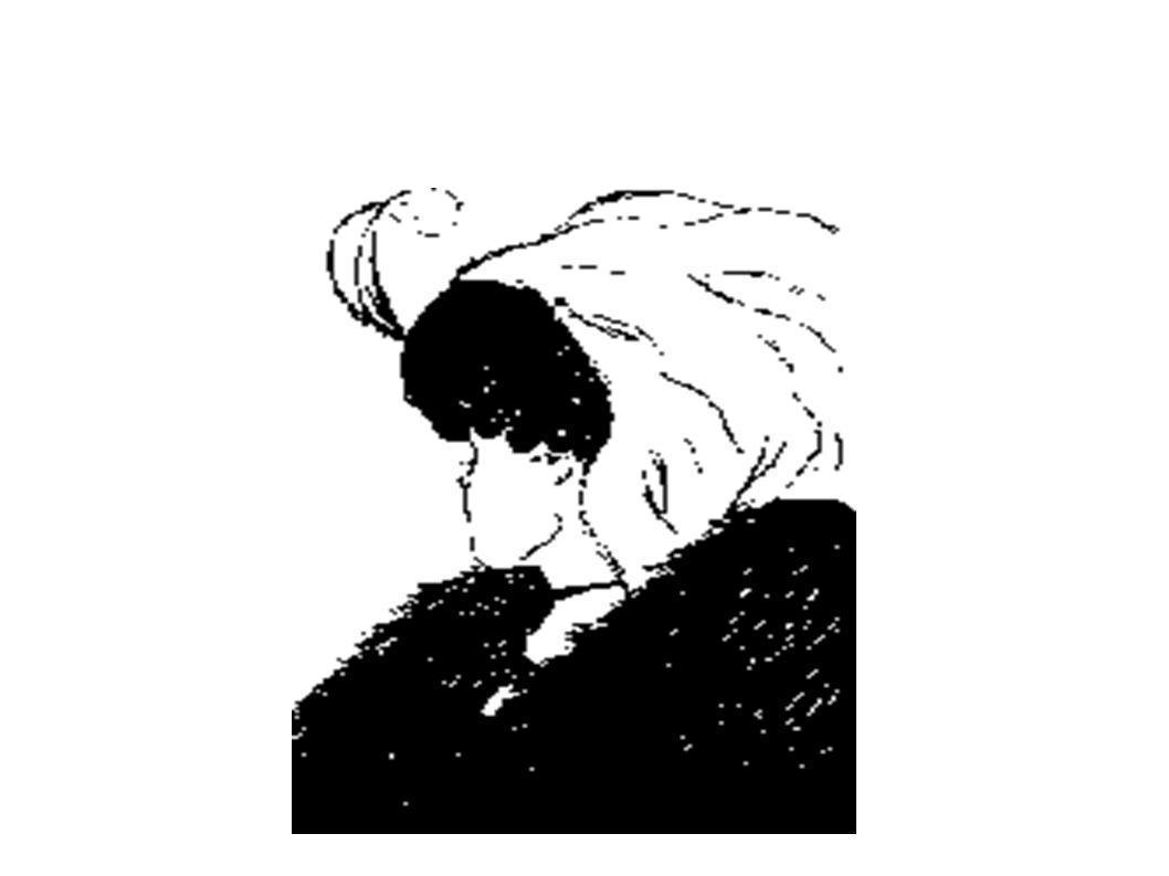 Jeune fille ou veille dame