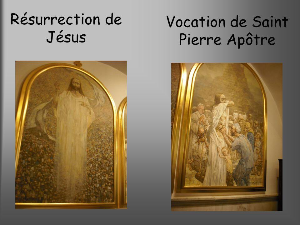 Vocation de Saint Pierre Apôtre