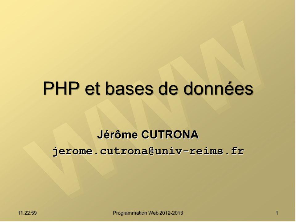 Jérôme CUTRONA jerome.cutrona@univ-reims.fr