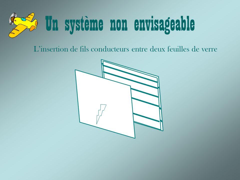 Un système non envisageable
