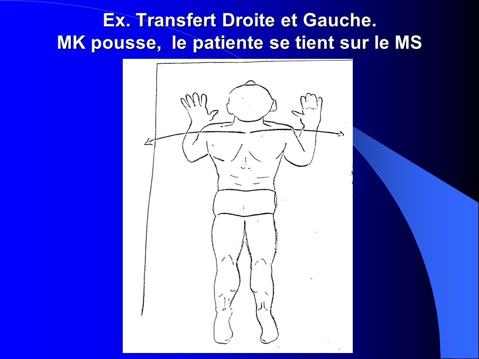 Ex. Transfert Droite et Gauche
