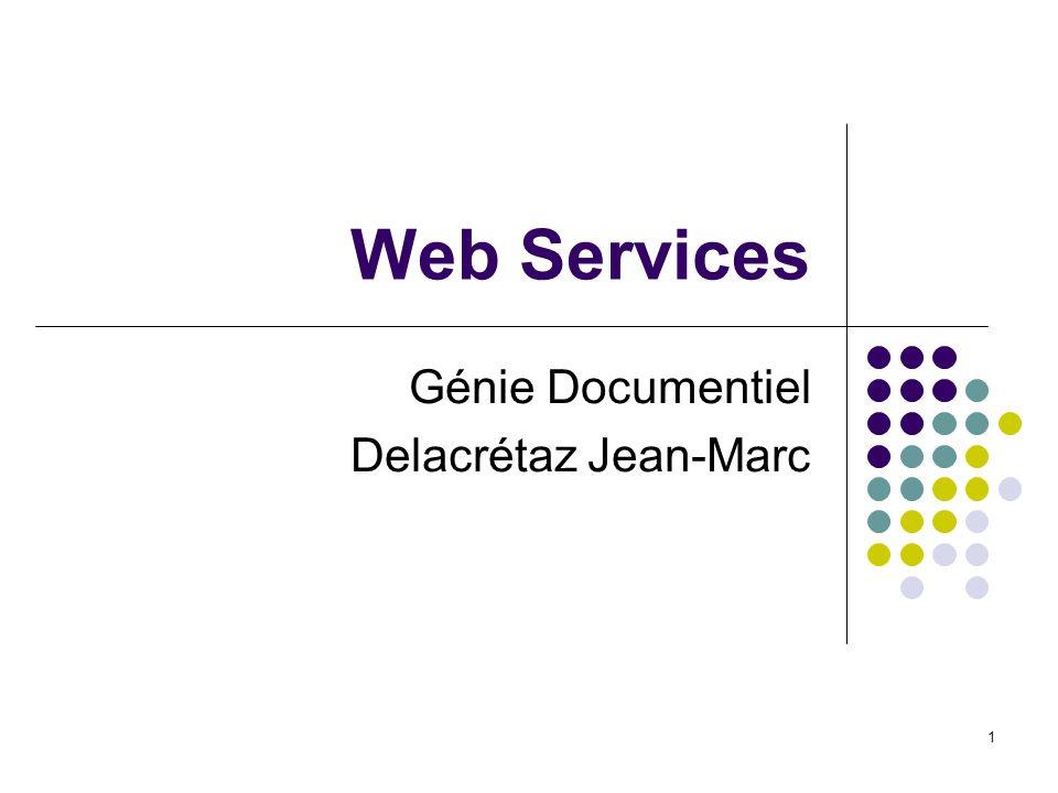 Génie Documentiel Delacrétaz Jean-Marc