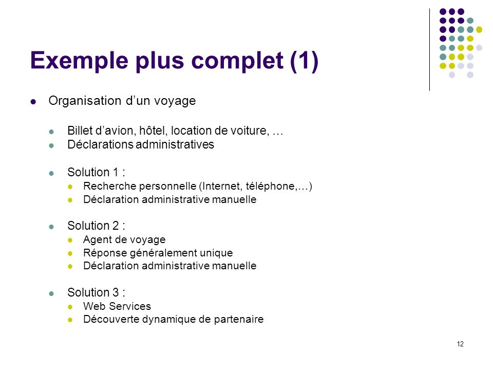 Exemple plus complet (1)