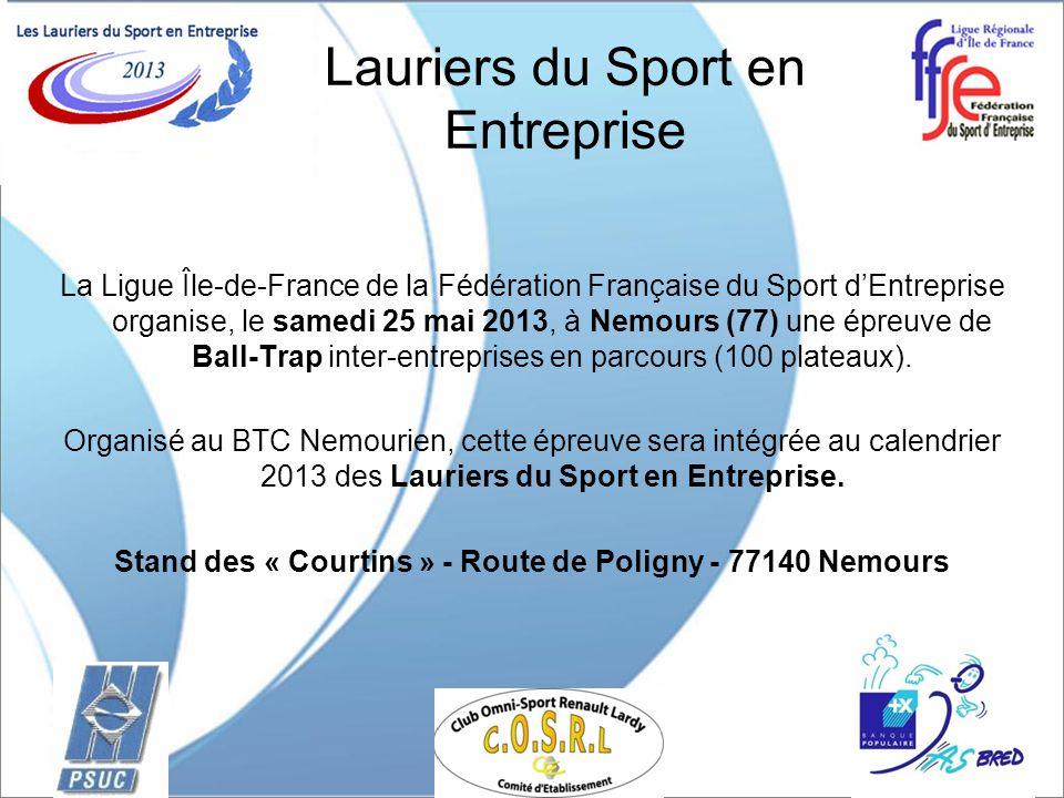 Lauriers du Sport en Entreprise