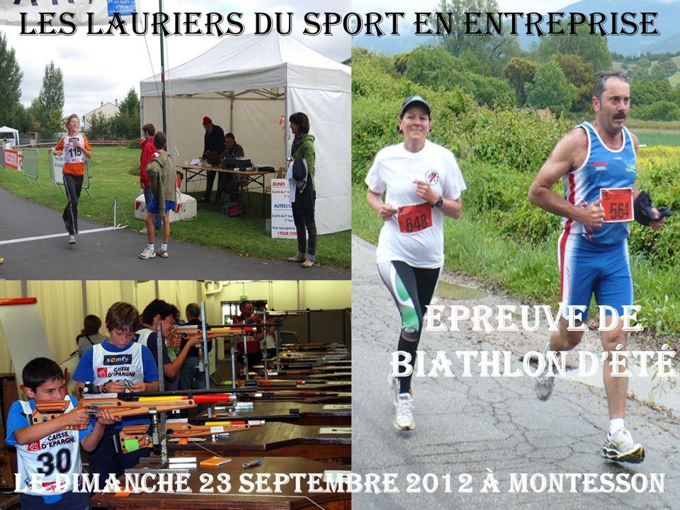 Le dimanche 23 septembre 2012 à Montesson