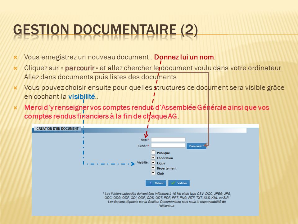 Gestion documentaire (2)