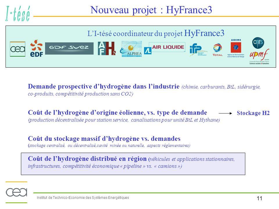 Nouveau projet : HyFrance3