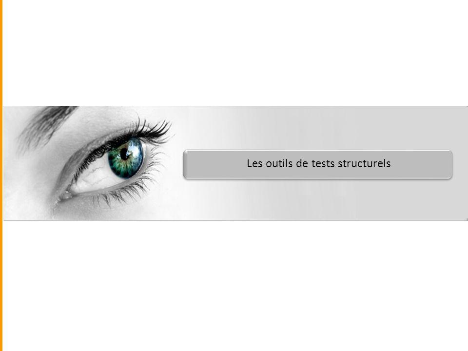 Les outils de tests structurels