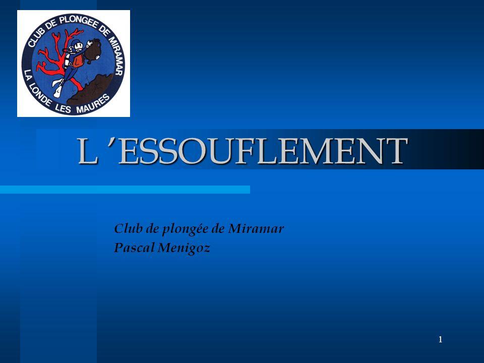 Club de plongée de Miramar Pascal Menigoz