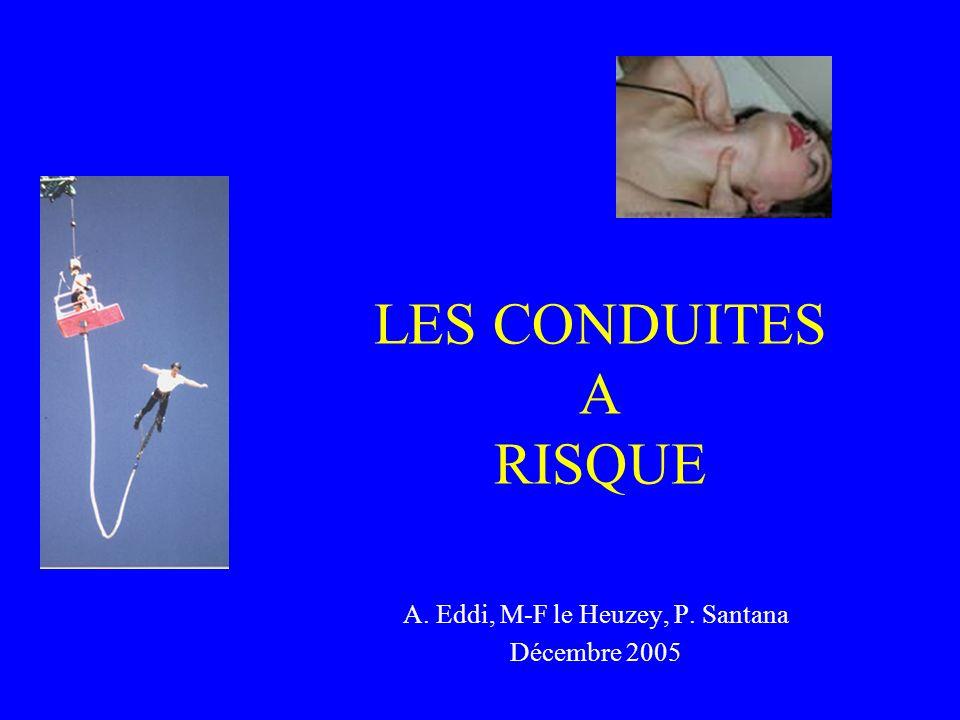 A. Eddi, M-F le Heuzey, P. Santana Décembre 2005