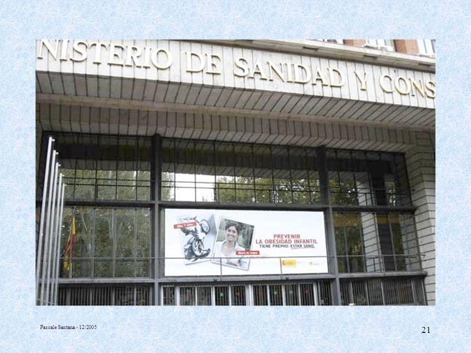 Pascale Santana - 12/2005