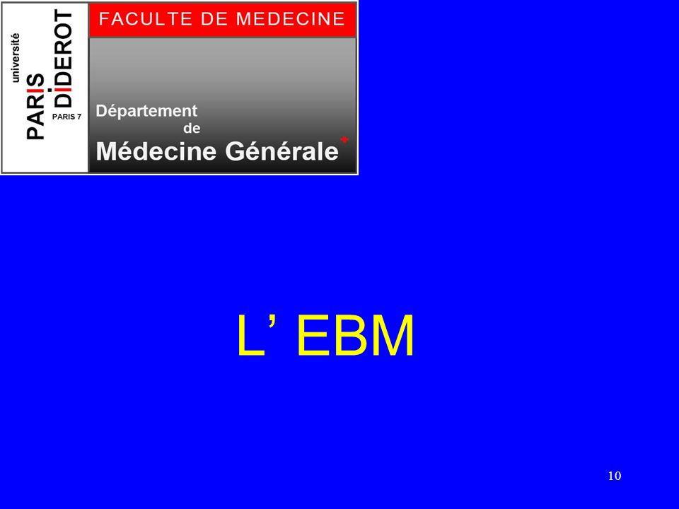 L' EBM