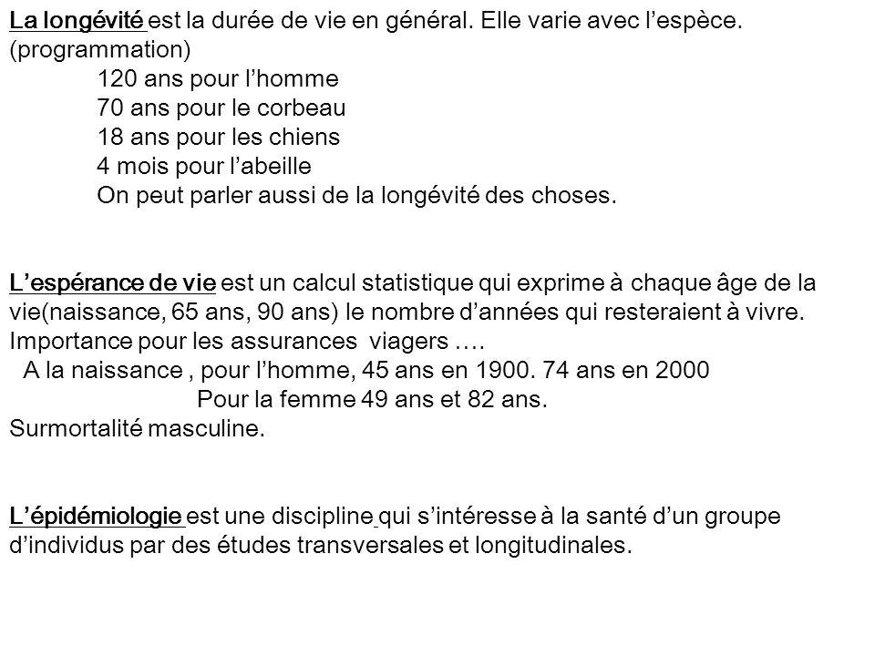 Cours de g rontologie 1 re partie g rontologie g n rale 2 me partie ppt t l charger - Table esperance de vie viager ...