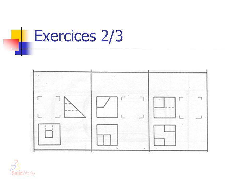 Exercices 2/3