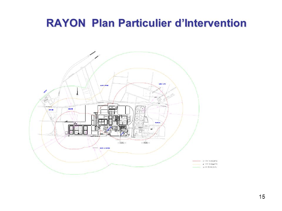 RAYON Plan Particulier d'Intervention