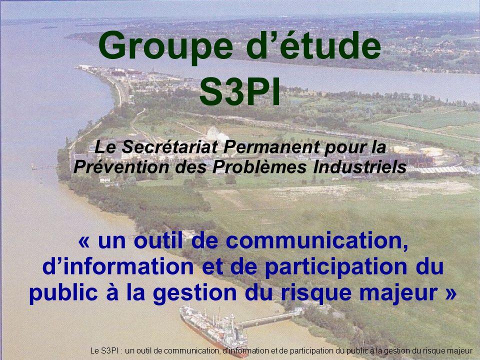 Le Secrétariat Permanent pour la Prévention des Problèmes Industriels