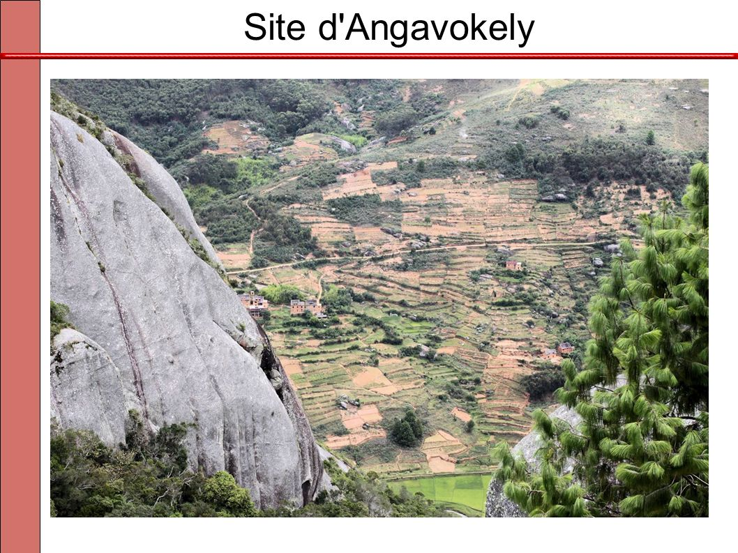 Site d Angavokely