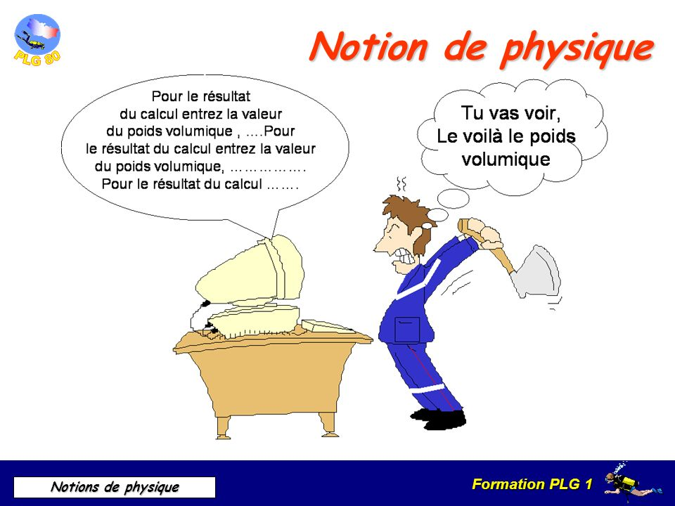 Notion de physique
