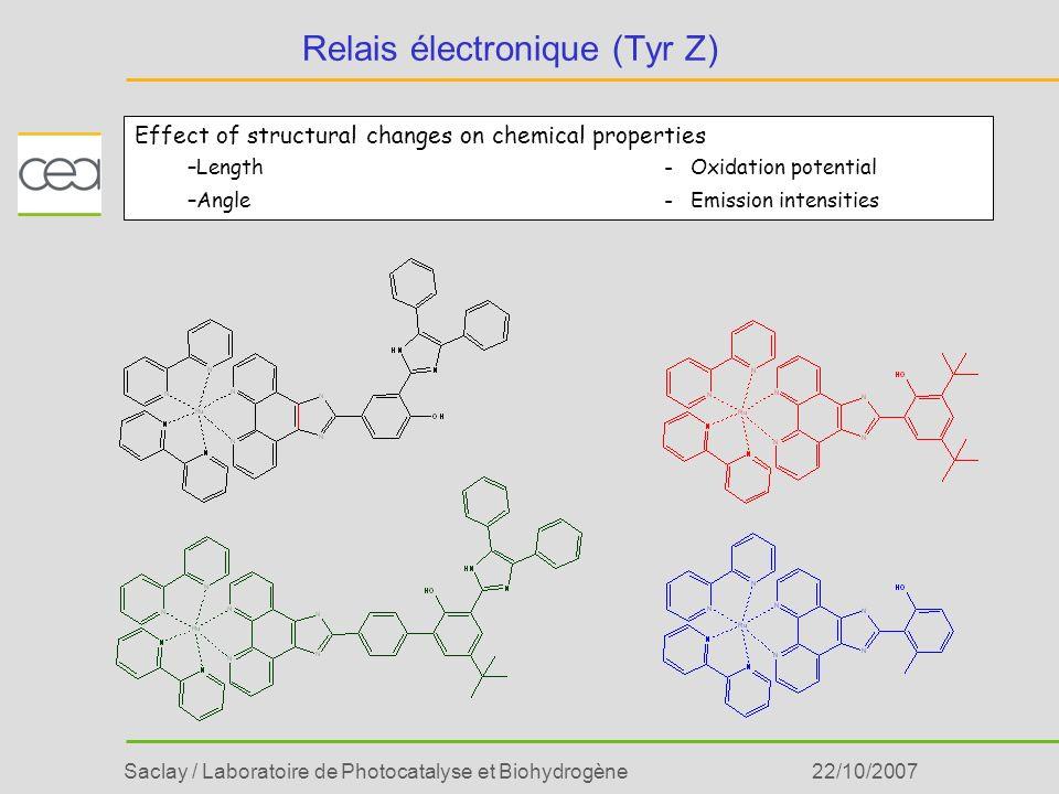Relais électronique (Tyr Z)