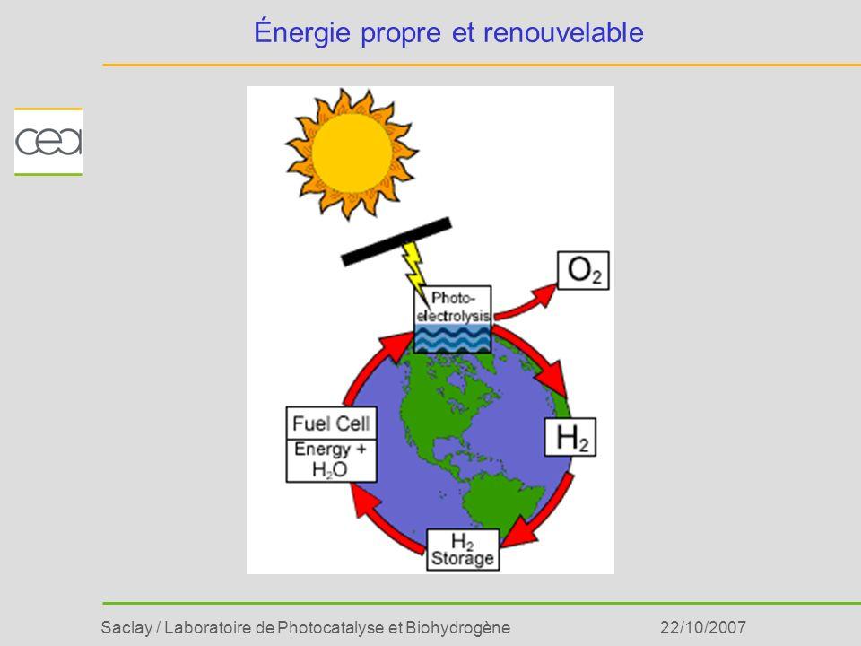 Énergie propre et renouvelable