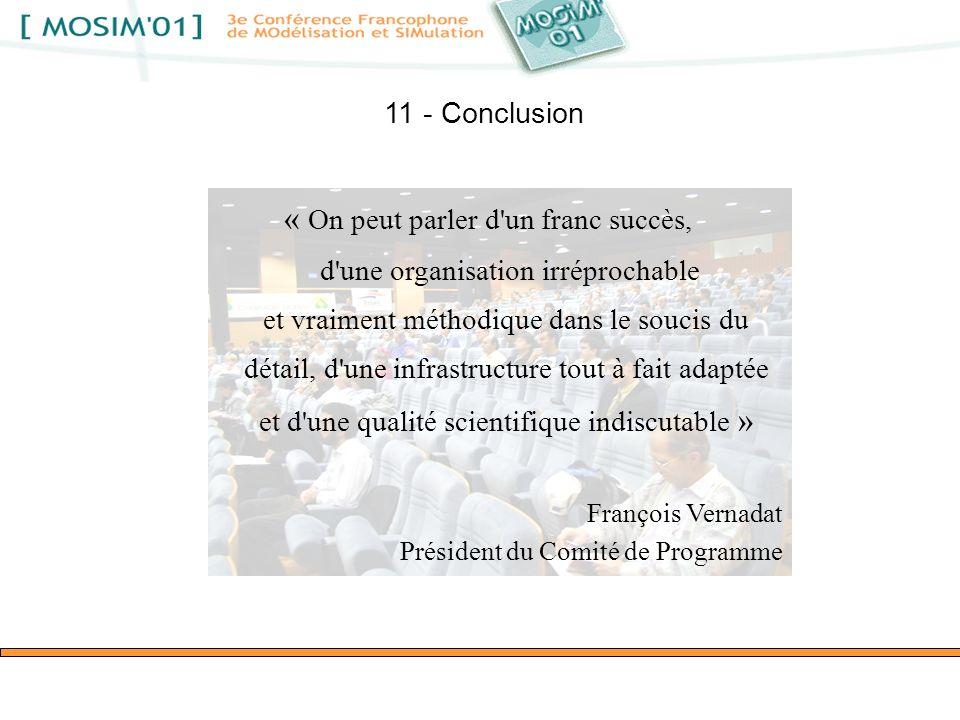 11 - Conclusion