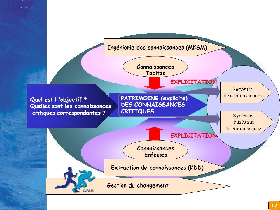 Ingénierie des connaissances (MKSM)