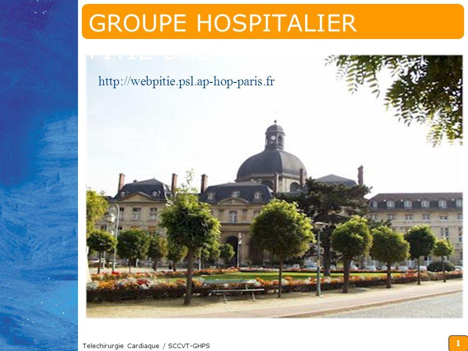GROUPE HOSPITALIER PITIE-SALPETRIERE