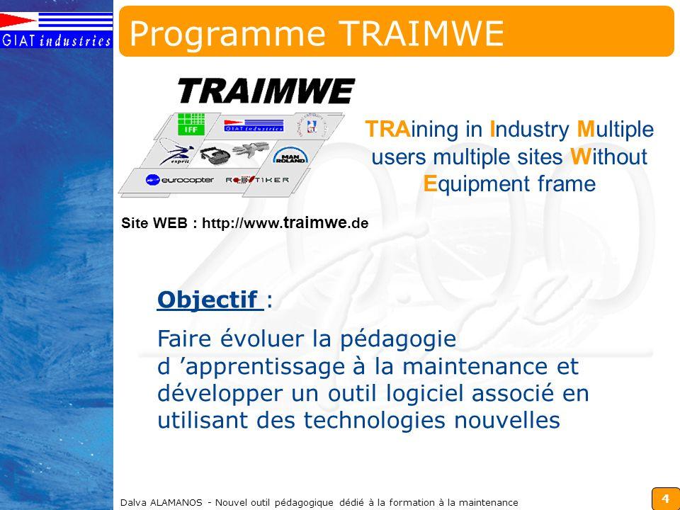 Site WEB : http://www.traimwe.de