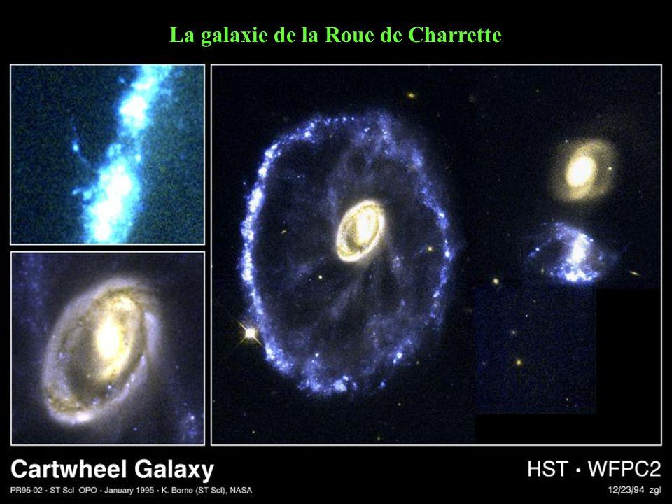 La galaxie de la Roue de Charrette
