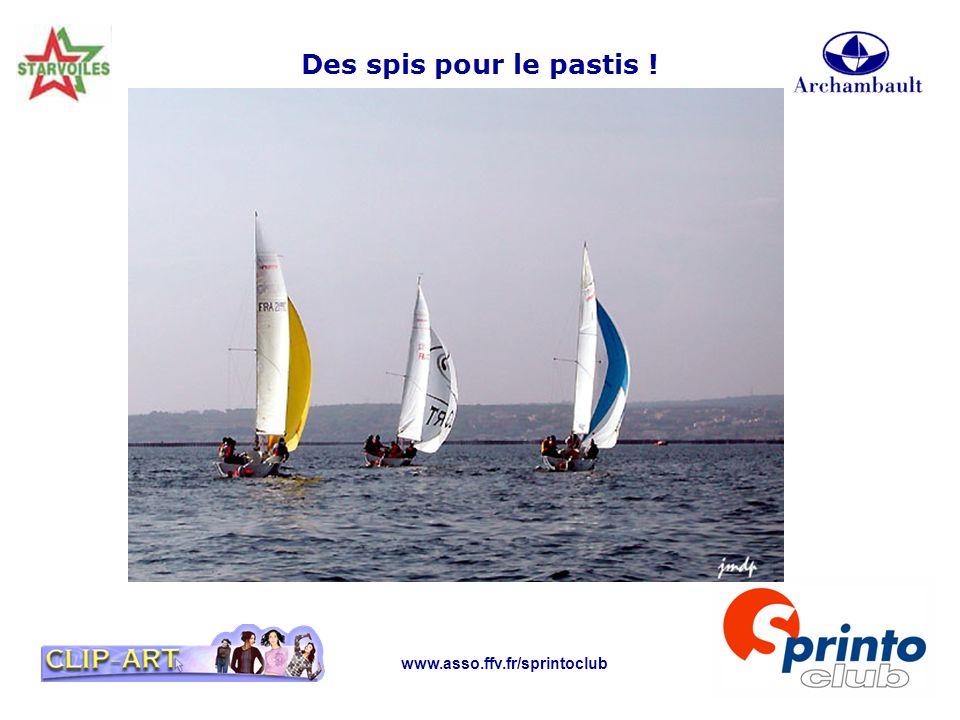 Des spis pour le pastis ! www.asso.ffv.fr/sprintoclub