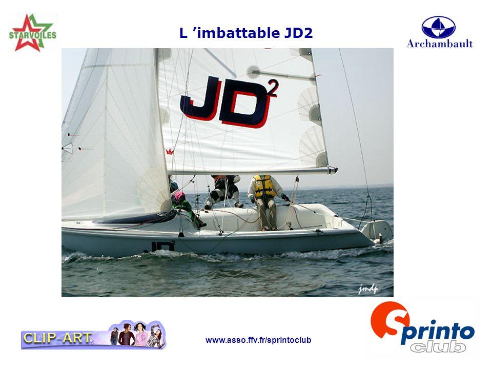 L 'imbattable JD2 www.asso.ffv.fr/sprintoclub