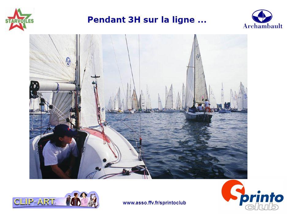 Pendant 3H sur la ligne ... www.asso.ffv.fr/sprintoclub