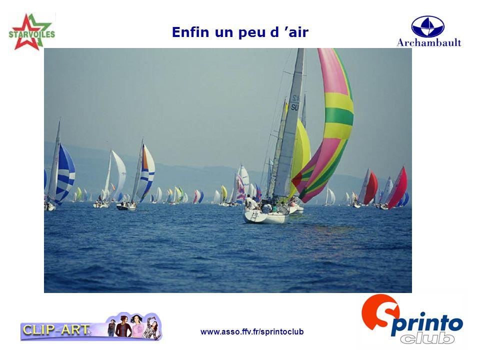 Enfin un peu d 'air www.asso.ffv.fr/sprintoclub