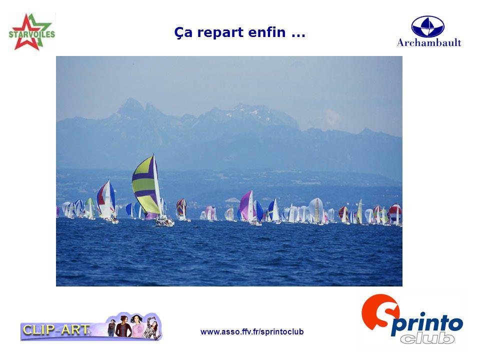 Ça repart enfin ... www.asso.ffv.fr/sprintoclub