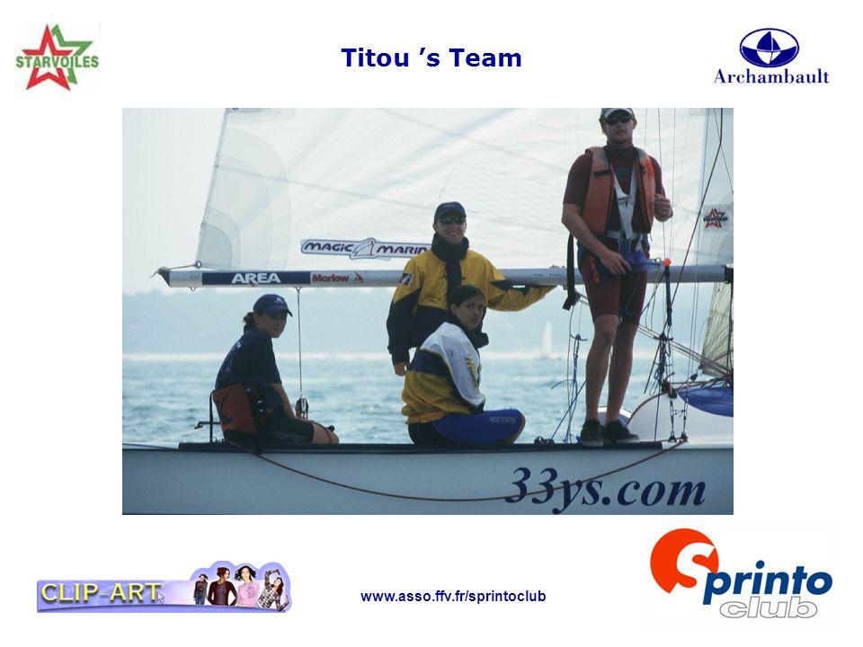 Titou 's Team www.asso.ffv.fr/sprintoclub