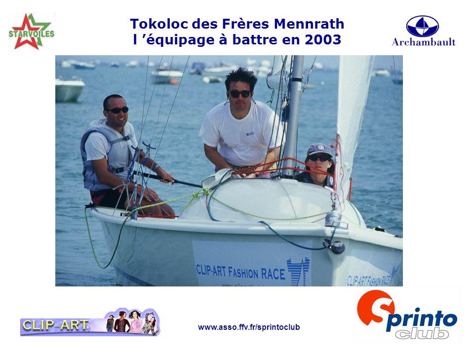 Tokoloc des Frères Mennrath l 'équipage à battre en 2003