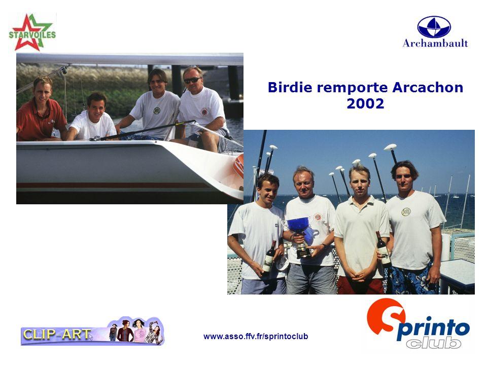Birdie remporte Arcachon 2002