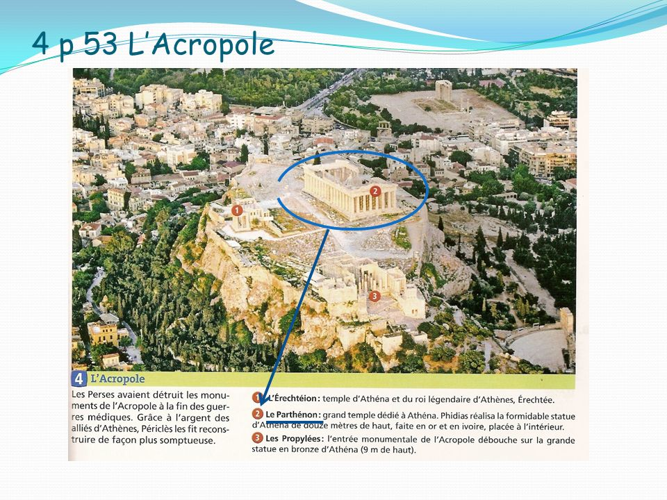 4 p 53 L'Acropole
