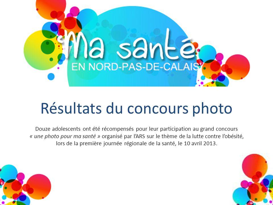 Résultats du concours photo