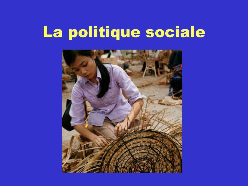 La politique sociale
