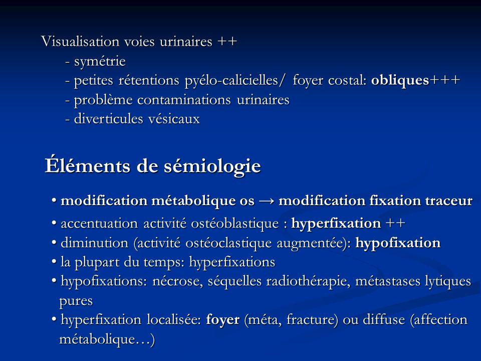 Éléments de sémiologie
