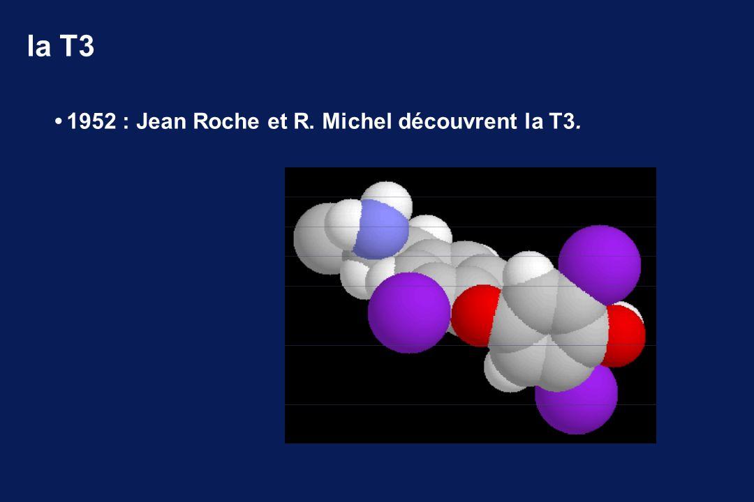 la T3 • 1952 : Jean Roche et R. Michel découvrent la T3.