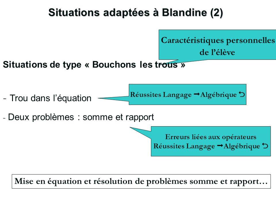 Situations adaptées à Blandine (2)