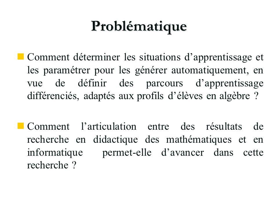 AIDA ArchivesLe 17/12/2004. Problématique.