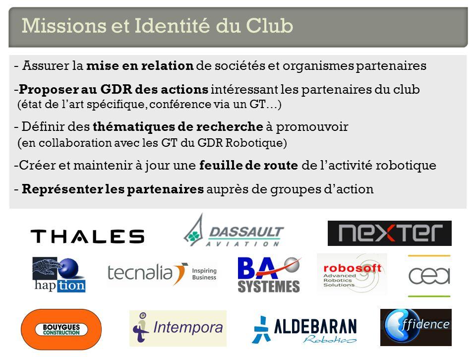 Missions et Identité du Club