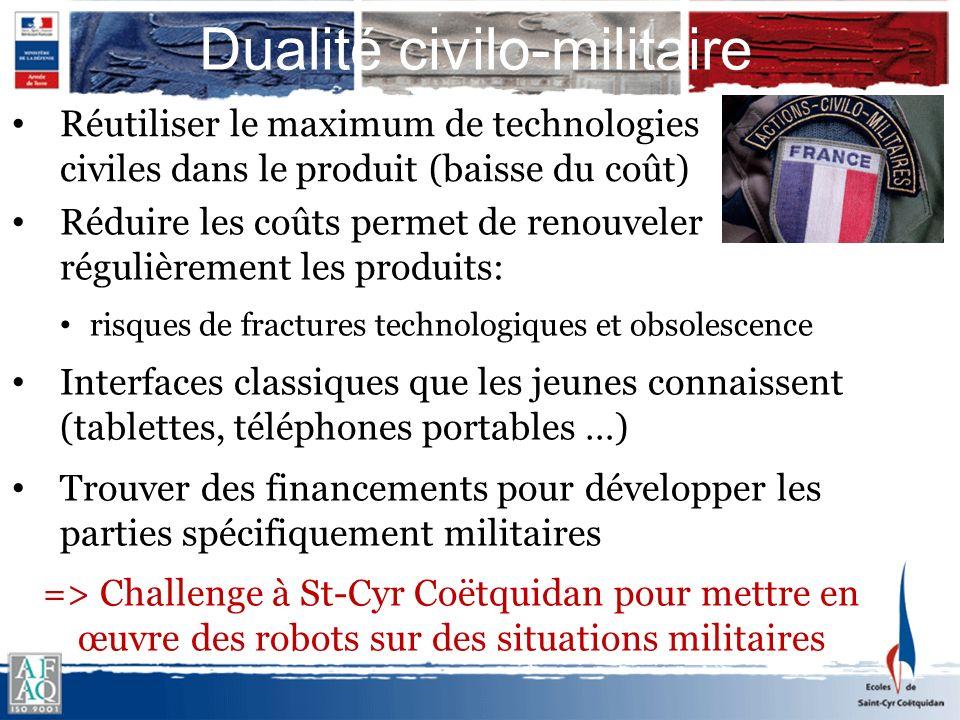 Dualité civilo-militaire