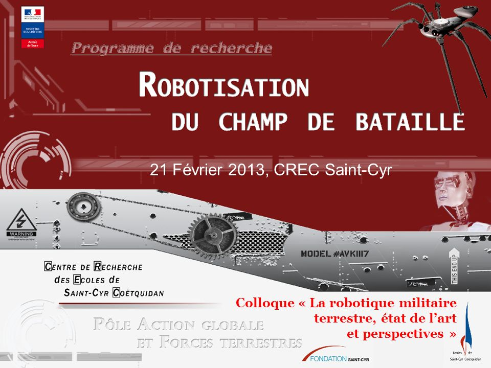 21 Février 2013, CREC Saint-Cyr
