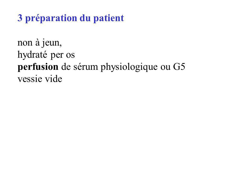 3 préparation du patient