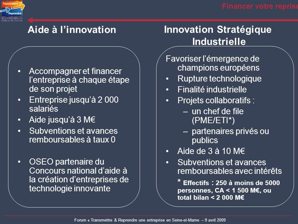 Innovation Stratégique